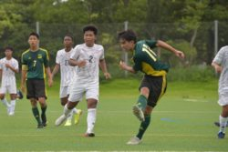 2020/7/18 1回戦【ウェルネス VS コザ】沖縄インハイサッカー競技