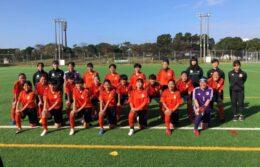 2021/2/2 準々決勝【コザ VS 首里】沖縄県新人戦女子2021