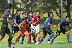 2020/7/23 【八重山 VS 普天間】沖縄インハイサッカー競技