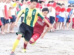 2020/6/13 <br>1回戦【唐津工 VS 北陵高】<br>SAGA 2020 SSP杯 SOOCER