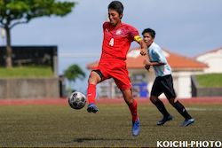 2020/7/19 2回戦【名護商工 VS 宮古】沖縄インハイサッカー競技