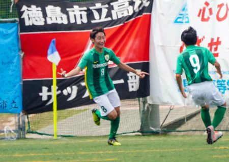 2020/7/5 <br>2回戦【富岡西 VS 吉野川】<br>徳島インハイ代替大会