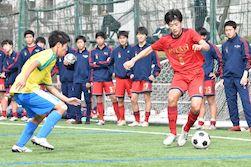 2020/11/23 <br>【流経大柏 vs 帝京】<br>2020関東Rookie League U-16