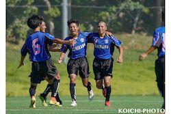 2020/7/20 【石川 VS 小禄】沖縄インハイサッカー競技