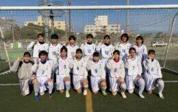2021/2/2 準々決勝【糸満 vs 浦添】沖縄県新人戦女子2021