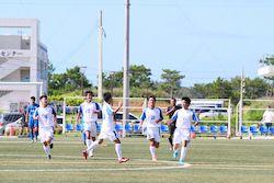 2020/7/19 【豊見城南 VS 嘉手納】沖縄インハイサッカー競技