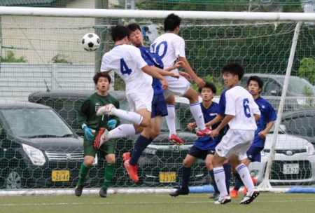 2020/7/24 <br>【 福岡VS富山北部】<br>富山インハイサッカー競技