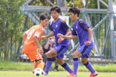2020/8/2 <br>【富山第一 VS国際大付属】<br>富山インハイサッカー競技