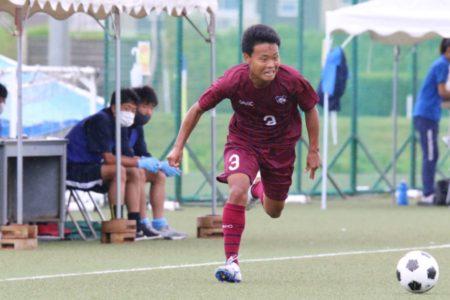 2020/7/24 <br>【 高岡第一VS富山工業】<br>富山インハイサッカー競技