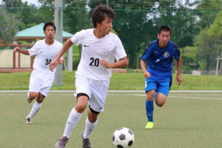 2020/7/24 <br>【 富山商業VS龍谷富山】<br>富山インハイサッカー競技
