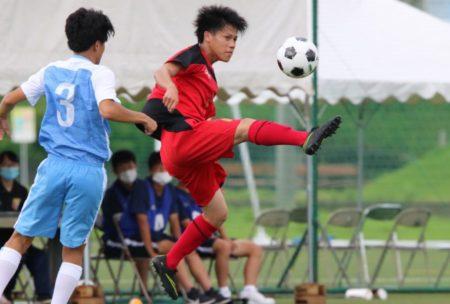 2020/7/26 <br>【 南砺福野VS水橋】<br>富山インハイサッカー競技