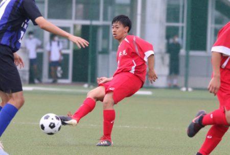 2020/7/23 <br>【 高岡南VS氷見】<br>富山インハイサッカー競技