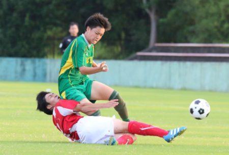 2020/8/2 <br>【 高岡工芸VS富山東】<br>富山インハイサッカー競技