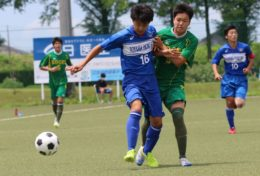 2020/7/26 【高岡工芸 VS富山北部】富山インハイサッカー競技