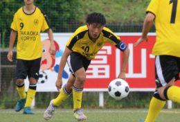2020/7/23 【 富山VS高岡向陵】富山インハイサッカー競技