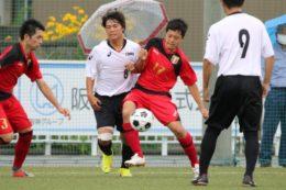 2020/7/23 【 砺波工業VS南砺福野】富山インハイサッカー競技