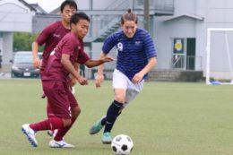 2020/7/23 【富山工業 VS富山高専射水】富山インハイサッカー競技