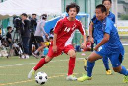 2020/7/23 【 入善・泊VS富山商業】富山インハイサッカー競技