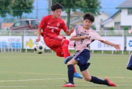 2020/7/23 【富山いずみ VS伏木】富山インハイサッカー競技