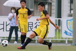 2020/7/24 【高岡南 VS水橋】富山インハイサッカー競技