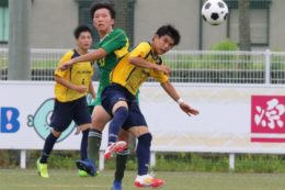 2020/7/24 【 不二越工業VS高岡工芸】富山インハイサッカー競技