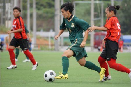 2020/7/25 <br>【美里 VS コザ】<br>沖縄インハイサッカー競技