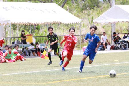 2020/7/19 <br>2回戦【興南 VS 小禄】<br>沖縄インハイサッカー競技