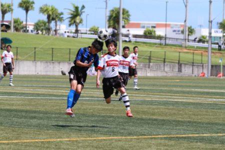 2020/7/19 <br>2回戦【豊見城 VS 八重山】<br>沖縄インハイサッカー競技