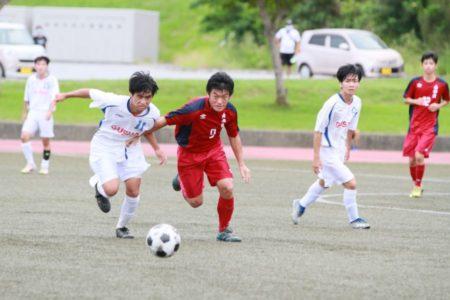 2020/7/18 <br>1回戦【南部商業 VS 具志川商】<br>沖縄インハイサッカー競技