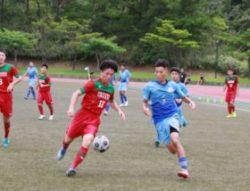 2020/7/18 1回戦【沖縄尚学 VS 知念】沖縄インハイサッカー競技