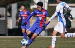 2020/12/26 2回戦【FC東京 vs V・ファーレン長崎】クラブユースU-18 男子2020