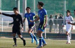 2020/12/25 1回戦【モンテディオ山形 vs 横浜F・マリノス】クラブユースU-18 男子2020