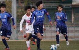 2020/12/25 1回戦【カターレ富山 vs サンフレッチェ広島】クラブユースU-18 男子2020