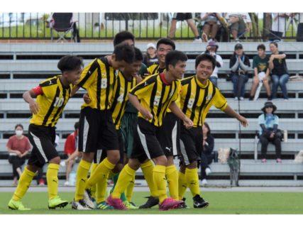 2020/7/19 <br>2回戦【北谷 VS 名護】<br>沖縄インハイサッカー競技