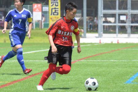2020/7/23 <br>【宮古 VS 美里】<br>沖縄インハイサッカー競技