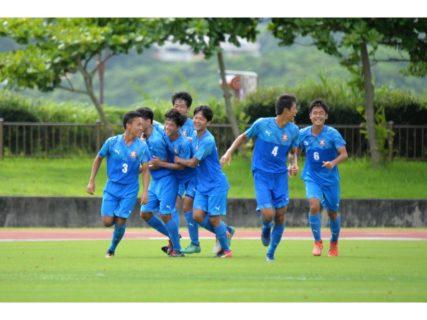 2020/7/18 <br>1回戦【 KBC未来 VS 宮古】<br>沖縄インハイサッカー競技