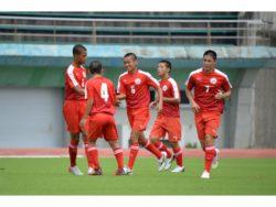 2020/7/18 1回戦【開邦 VS 具志川】沖縄インハイサッカー競技