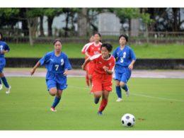 2020/7/18 【 西原 VS 宮古 】沖縄インハイサッカー競技