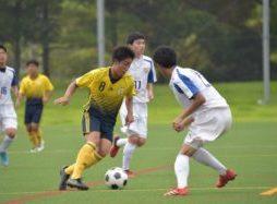 2020/7/18 1回戦【 北中城VS 首里東】沖縄インハイサッカー競技