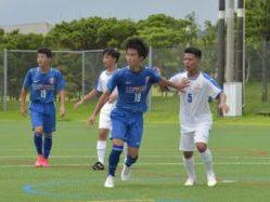 2020/7/18 1回戦【美里工業 VS 興南】沖縄インハイサッカー競技