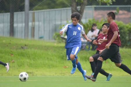 2020/7/18 <br>1回戦【豊見城南 VS 真和志】<br>沖縄インハイサッカー競技
