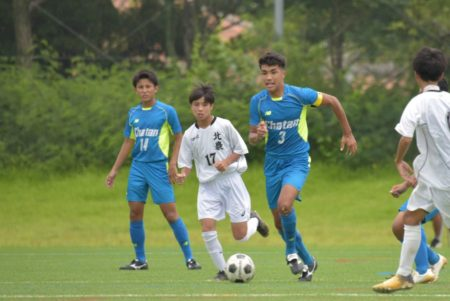 2020/7/18 <br>1回戦【北谷 VS 北部農林】<br>沖縄インハイサッカー競技