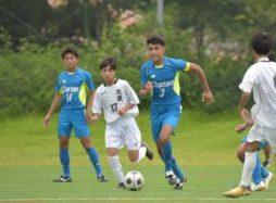 2020/7/18 1回戦【北谷 VS 北部農林】沖縄インハイサッカー競技