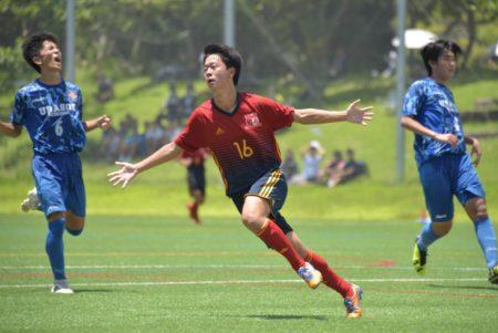 2020/7/20 <br>【那覇 VS 浦添】<br>沖縄インハイサッカー競技