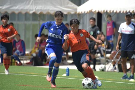 2020/7/23 <br>【コザ VS 浦添】<br>沖縄インハイサッカー競技