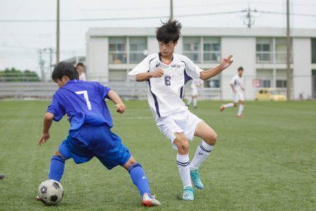 2020/7/24 <br>【 上市VS滑川】<br>富山インハイサッカー競技