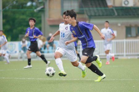 2020/7/26 <br>【八尾  VS 富山商業】<br>富山インハイサッカー競技