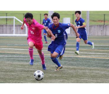 2020/7/18 <br>1回戦【前原 VS 糸満】<br>沖縄インハイサッカー競技