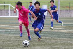 2020/7/18 1回戦【前原 VS 糸満】沖縄インハイサッカー競技
