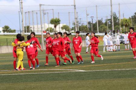 2020/7/18 <br>【興南 豊南 VS 読谷 】<br>沖縄インハイサッカー競技